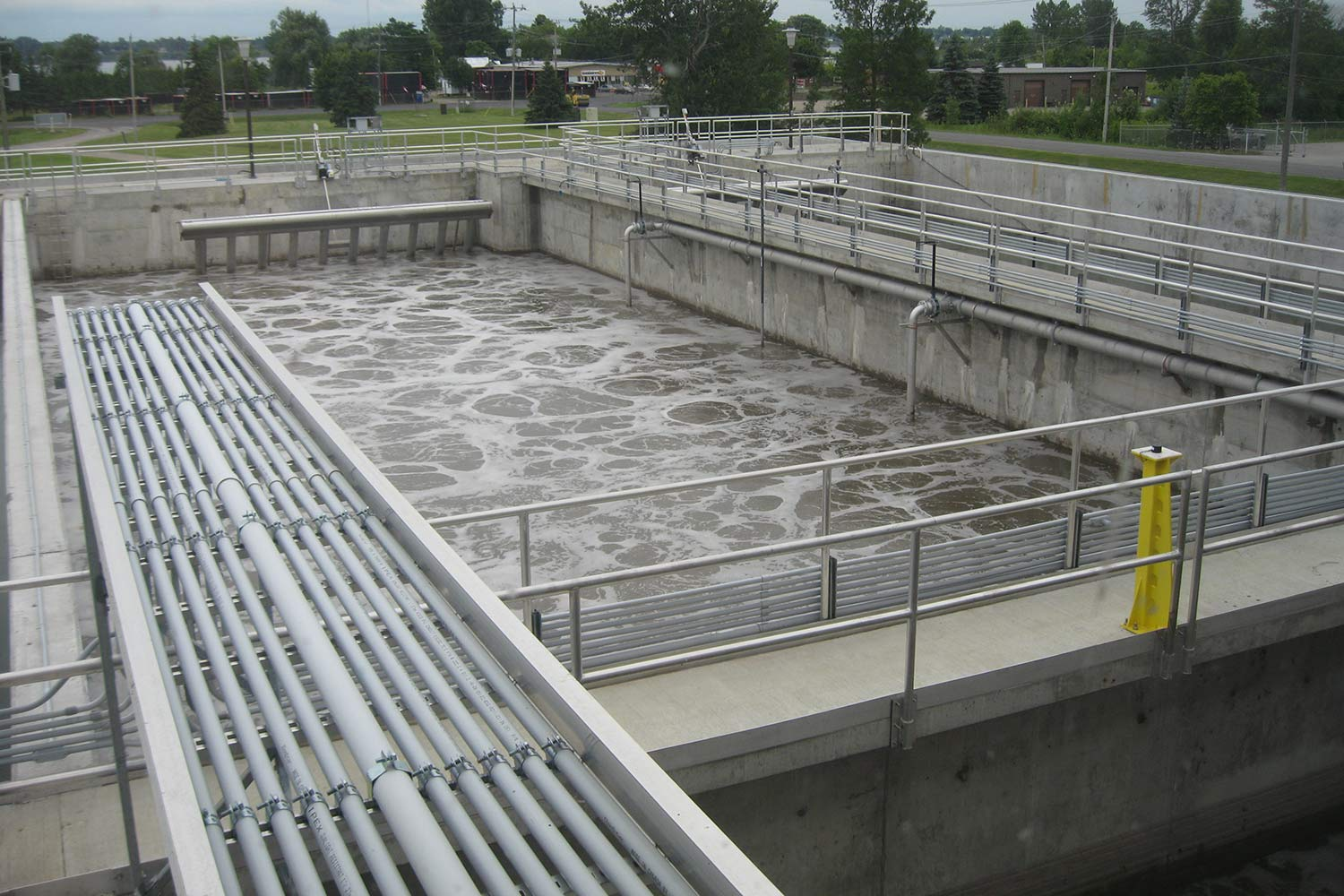 Prescott Water Treatment Plant