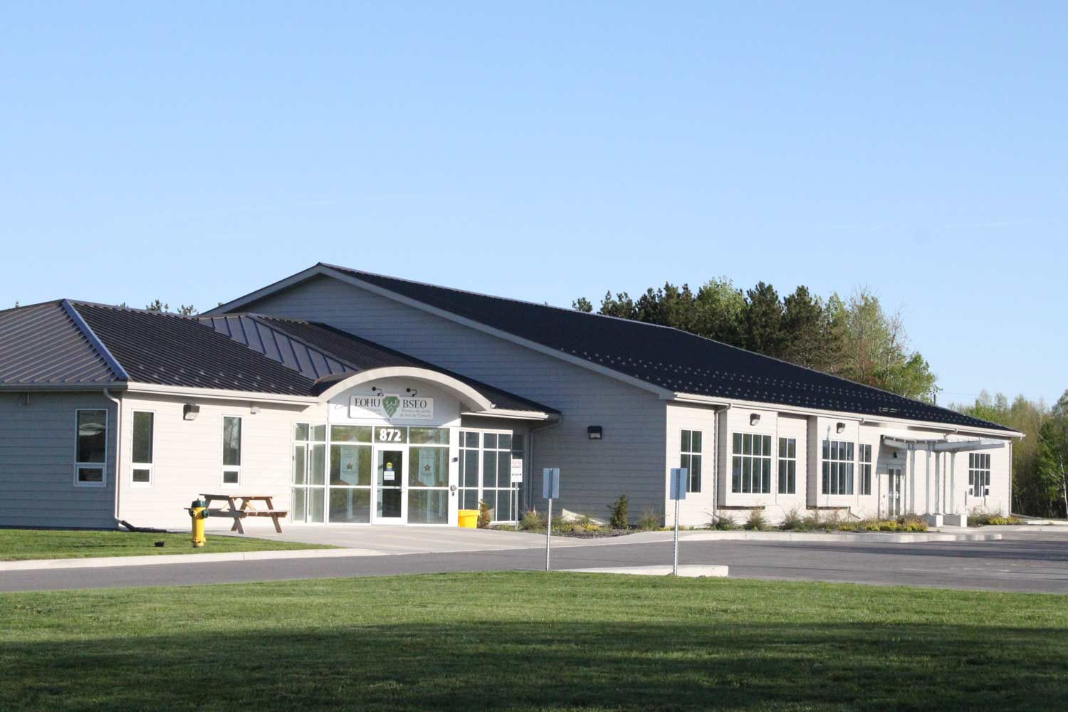 Eastern Ontario Health Unit Clinic