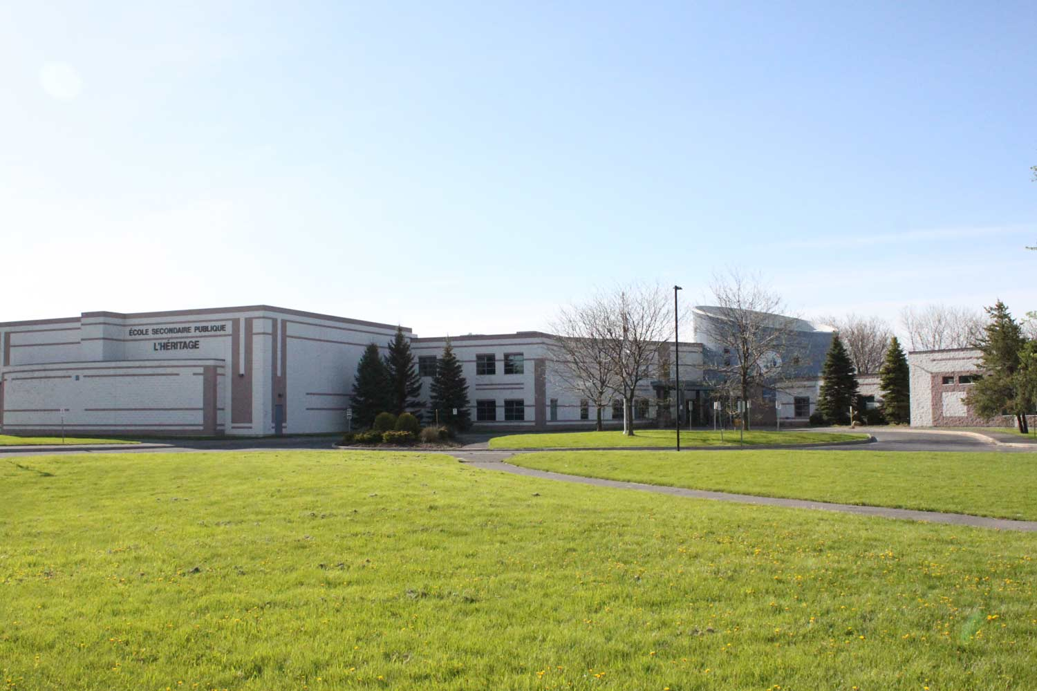 L'Heritage Secondary School